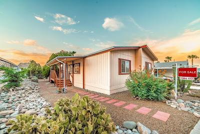 Pima County Manufactured Home For Sale: 3380 W Vicars Lane