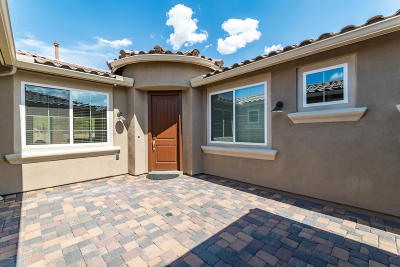 Marana Single Family Home For Sale: 14154 N Silverleaf Lane