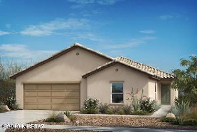Tucson Single Family Home For Sale: 9087 N Wagon Spoke Court