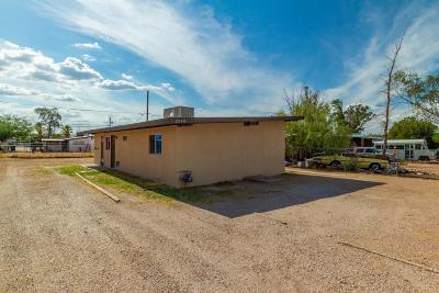 Tucson Single Family Home For Sale: 2040 S Plumer Avenue
