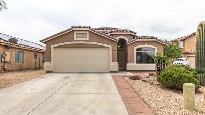 Tucson Single Family Home Active Contingent: 8037 W Sunfire Drive