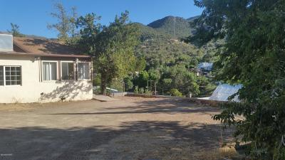 Single Family Home For Sale: 743 B Tombstone Canyon