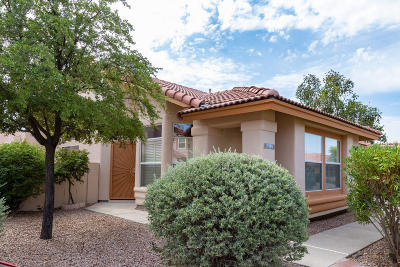 Tucson Single Family Home For Sale: 3585 W Sky Ridge Loop