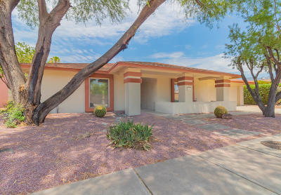 Pima County, Pinal County Single Family Home Active Contingent: 2951 N Rio Verde Drive
