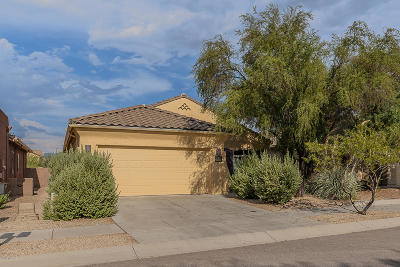 Tucson Single Family Home Active Contingent: 6057 S Wych Elm Place