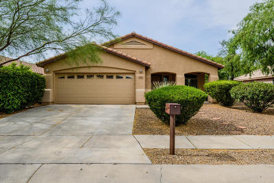 Tucson AZ Single Family Home Active Contingent: $225,000