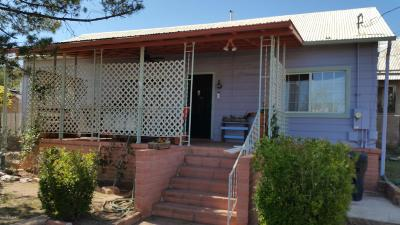 Cochise County Single Family Home For Sale: 25 Cochise Row