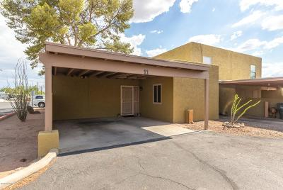 Tucson Townhouse Active Contingent: 712 W Limberlost Drive #11