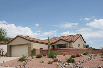 Oro Valley Single Family Home Active Contingent: 953 E Grass Meadow Place