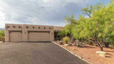 Pima County, Pinal County Single Family Home Active Contingent: 10431 E Snyder Creek Place