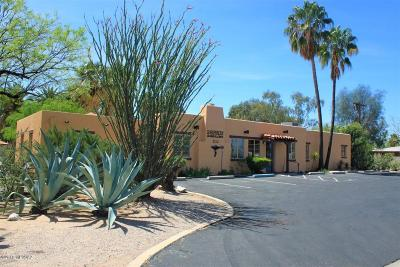 Tucson Single Family Home For Sale: 4222 E Broadway Boulevard
