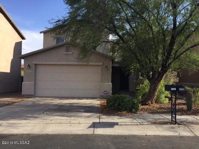 Tucson Single Family Home For Sale: 8455 N Placita De La Manzana