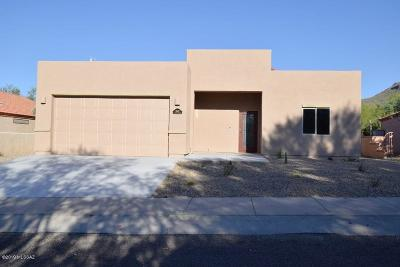 Tucson Single Family Home For Sale: 2642 S Falcon View Drive
