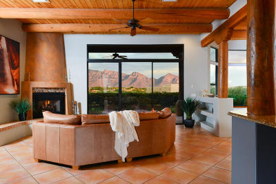 Oro Valley Single Family Home For Sale: 921 W Painted Clouds Place