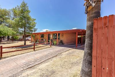 Pima County Single Family Home For Sale: 5224 E 27th Street
