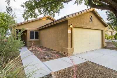 Green Valley Single Family Home Active Contingent: 917 W Calle Barranca Seca