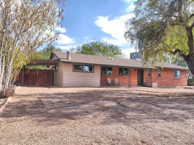 Tucson Single Family Home For Sale: 902 S Carnegie Drive