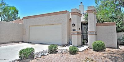 Tucson Single Family Home For Sale: 2809 W Carnation Place