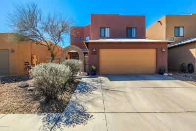 Tucson Single Family Home For Sale: 893 W Calle Estrella De Noche