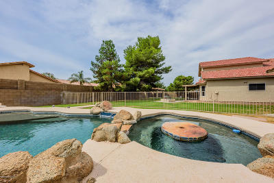 Single Family Home For Sale: 7631 S Gooseberry Way