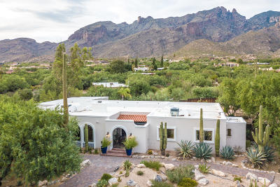 Tucson Single Family Home For Sale: 6920 N Alvernon Way