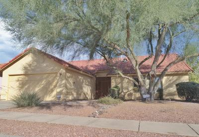 Tucson Single Family Home For Sale: 9892 N Longford Drive