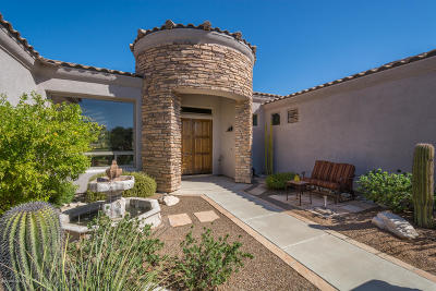 Dos Lagos At Dove Mountain (1-91) Single Family Home For Sale: 6004 W Sonoran Links Lane