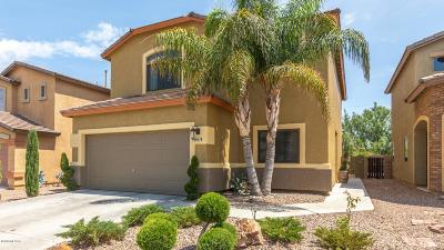Tucson Single Family Home For Sale: 4841 E American Beauty Drive
