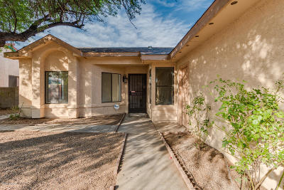 Tucson Single Family Home For Sale: 5189 W Malachite Place
