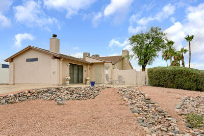 Tucson Single Family Home For Sale: 1081 N Fleetwood Place