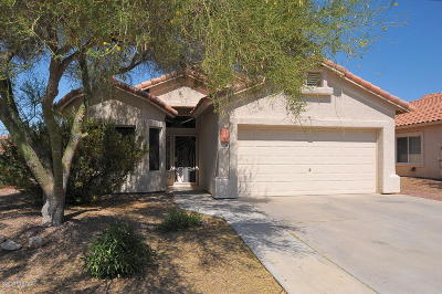Oro Valley Single Family Home For Sale: 12195 N Sterling Avenue
