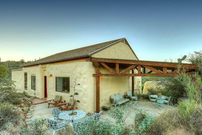 Tucson Single Family Home For Sale: 2555 W Tortolita Hills Trail