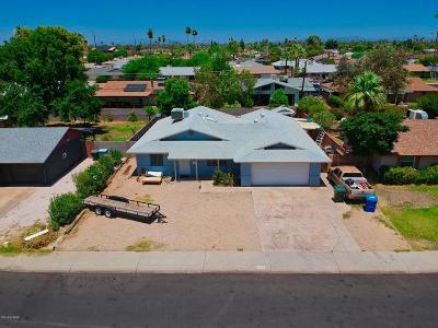 Phoenix Single Family Home For Sale: 3832 W Vista Avenue