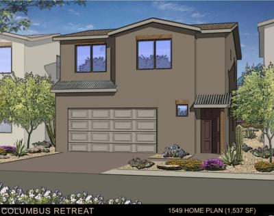 Single Family Home For Sale: 4263 E Columbus Park Place #4