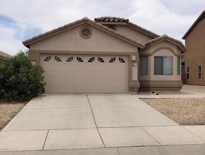 Tucson Single Family Home For Sale: 8019 W Sunfire Drive