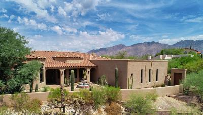Tucson Single Family Home For Sale: 4002 N Via Tranquilo