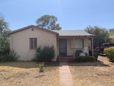Tucson AZ Single Family Home For Sale: $160,000