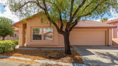 Tucson Single Family Home For Sale: 9942 N Woodstone Trail