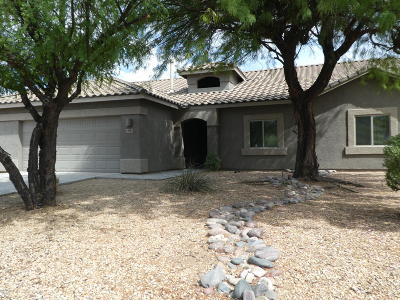 Tucson AZ Single Family Home For Sale: $278,000