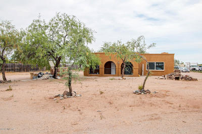 Tucson Single Family Home For Sale: 7911 S Caballo Road