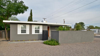 Tucson AZ Single Family Home Active Contingent: $188,500