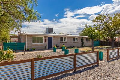 Tucson Single Family Home For Sale: 416 E Hadley Street