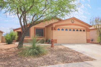 Tucson Single Family Home Active Contingent: 8257 S Bainbridge Road