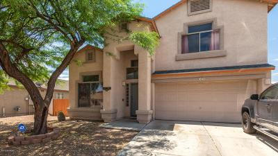 Tucson Single Family Home For Sale: 7570 S Malcolm Avenue
