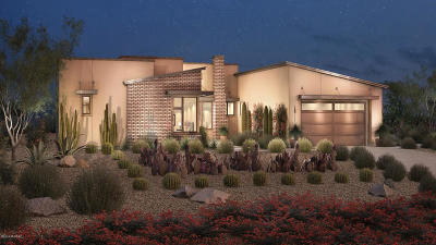 Single Family Home For Sale: 14190 N Los Saguaros Drive