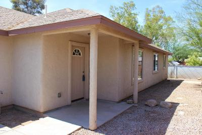 Tucson Single Family Home For Sale: 2617 N Walnut Avenue