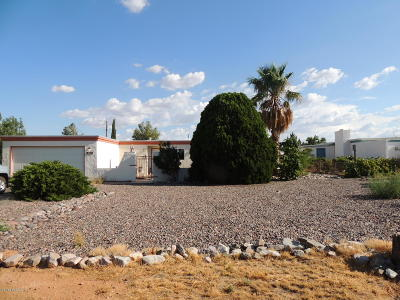 Cochise County Single Family Home For Sale: 1002 E Christmas Tree Lane
