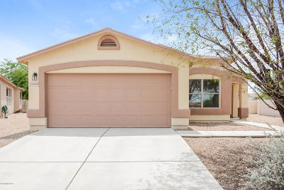 Tucson Single Family Home For Sale: 10060 E Warm Sunny Place