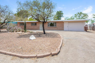 Tucson Single Family Home For Sale: 622 S Del Valle Avenue
