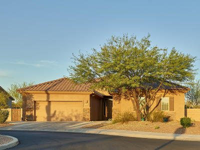 Marana Single Family Home For Sale: 12636 N Sunrise Shadow Drive